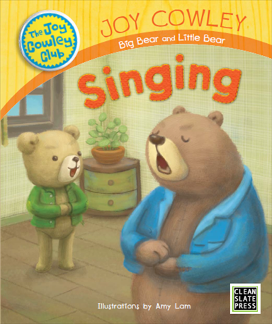 Big Bear And Little Bear Singing