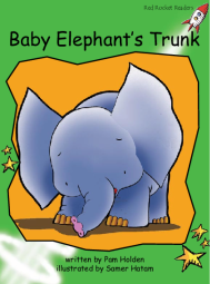 BabyElephantsTrunk