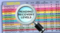 Reading Recovery Levels