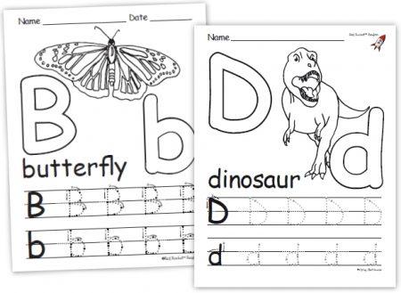 Alphabet Explorers Photocopy Worksheets Pdf