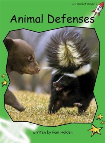 animal defenses Some animals are eww while others are aww why do some animals use  stinking secretions for defense, while others are social in a new.