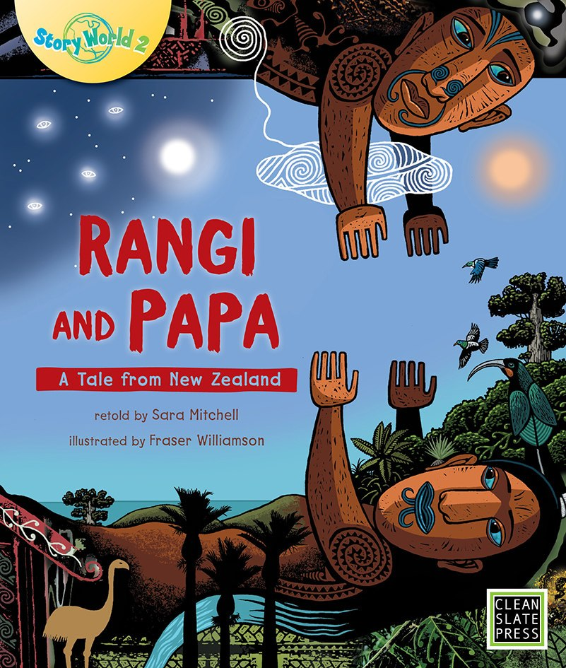Rangi and Papa